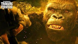 映画『キングコング:髑髏島の巨神』SPOT(怪獣編)【HD】