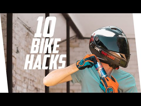 10 Motorcycle Hacks And Tips For Bikers