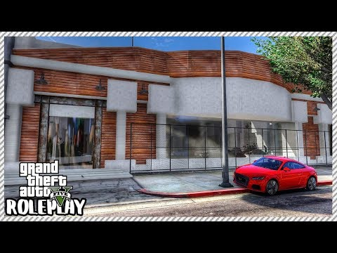 GTA 5 Roleplay - Expensive 'NEW' Car Dealership & Buying New Sports Car | RedlineRP #64