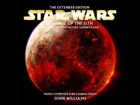 Star Wars Soundtrack Episode III ,Extended Edition : The Fate Of The Twins