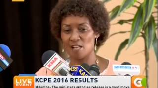 KCPE results to guide our course of action - TSC boss