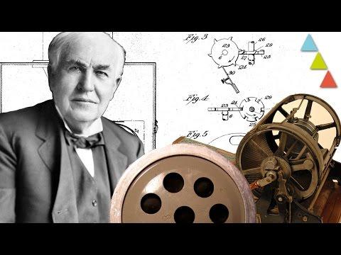 10 inventos de Thomas Edison que te han cambiado la vida