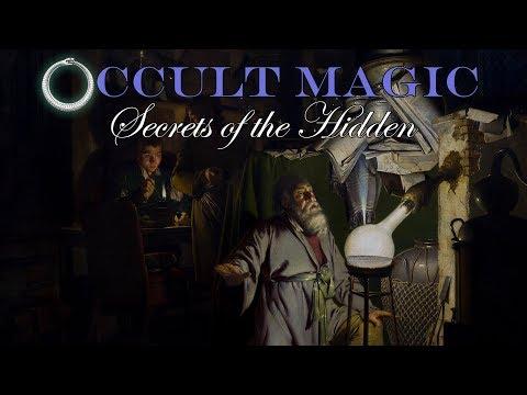 Occult Magic - Secrets of the Hidden