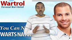 Wartrol Lotion Wartrol Cream Reviews Youtube