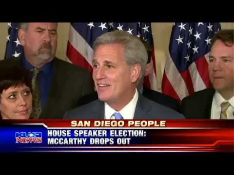 KUSI San Diego People-Filling the void of House speaker position