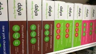 Daiya Cheezecake Taste Test - ALL 4 FLAVOURS!