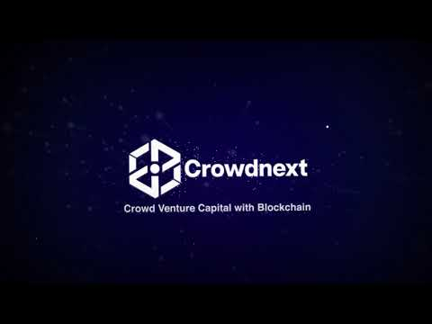 Crowdnext - Crowd Venture Capital with Blockchain