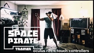 Space Pirate Trainer | NEW WEAPONS & UPDATES (Oculus Rift + Touch Controllers)
