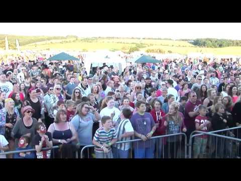 Huge Staxtonbury 2014 RedTick Films