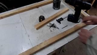 видео Полезные советы, как построить деревянный сарай своими руками