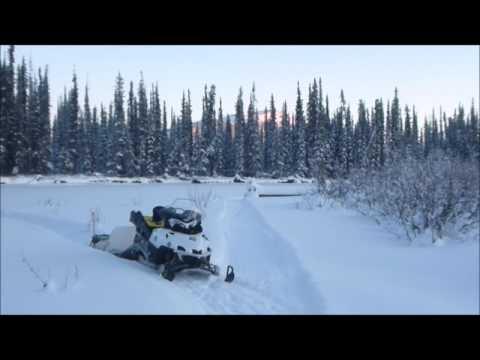 Trapping Interior Alaska,    2-4-17
