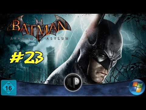Let's Play Batman Arkham Asylum #23 - Kampf gegen Joker! [Finale]