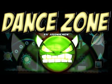 Geometry Dash [2.0] (DEMON) - 'Dance Zone' by ASonicMen 100% Complete.