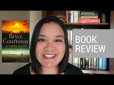 The Power of One by Bryce Courtenay | Book Review [CC]