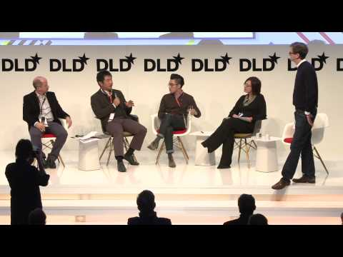 DLD13 - How Social Media is changing China and Asia (Kevin Lee, Duncan Clark, Kitty Lun)