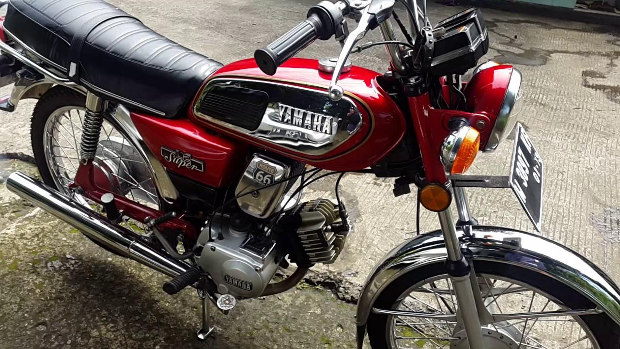 Koleksi 64 Modifikasi Yamaha L2 Super Terlengkap Kempoul Motor