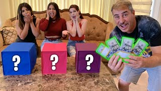 Would You Rather Have $10,000 Or This Mystery Box....
