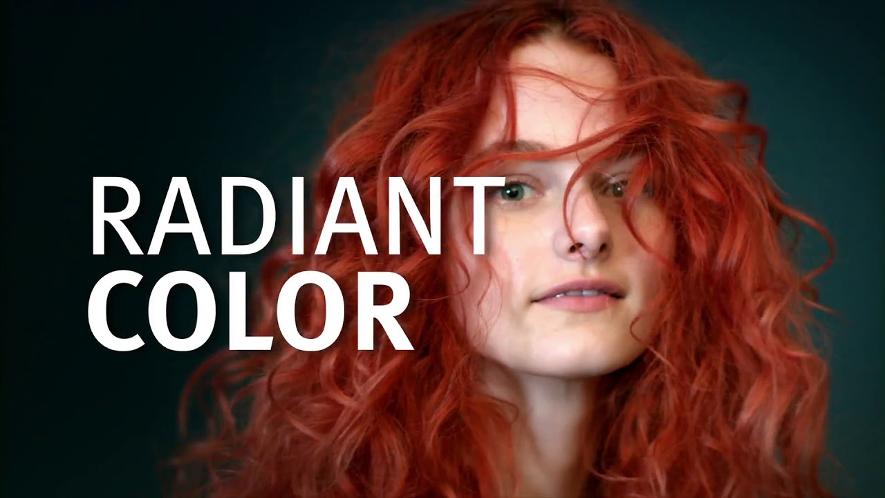 Aveda Instant Healthy Shine Radiant Hair Color Youtube