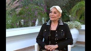 Η Μαρινέλλα σε μια σπάνια τηλεοπτική συνέντευξη