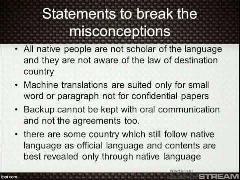 legal translation services-overview