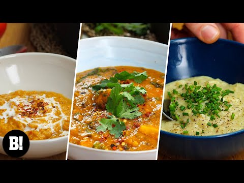 6 Easy & Delicious Winter Soup Recipes!