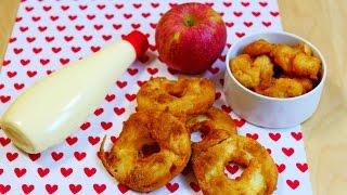 Mayonnaise Cinnamon Apple Donut Easy No Eggs