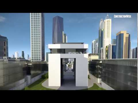 Project update: The $1bn Gate Avenue in Dubai's DIFC