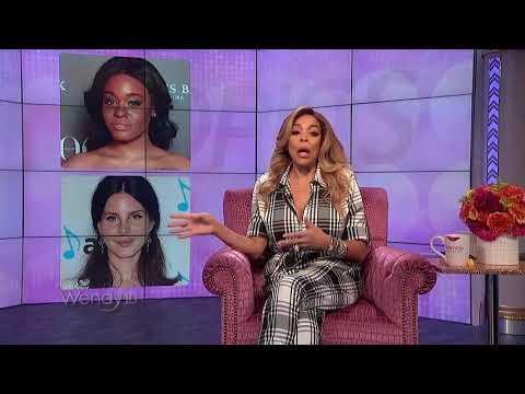 Wendy Williams talk about Lana Del Rey Vs Azealia Banks feud Mp3