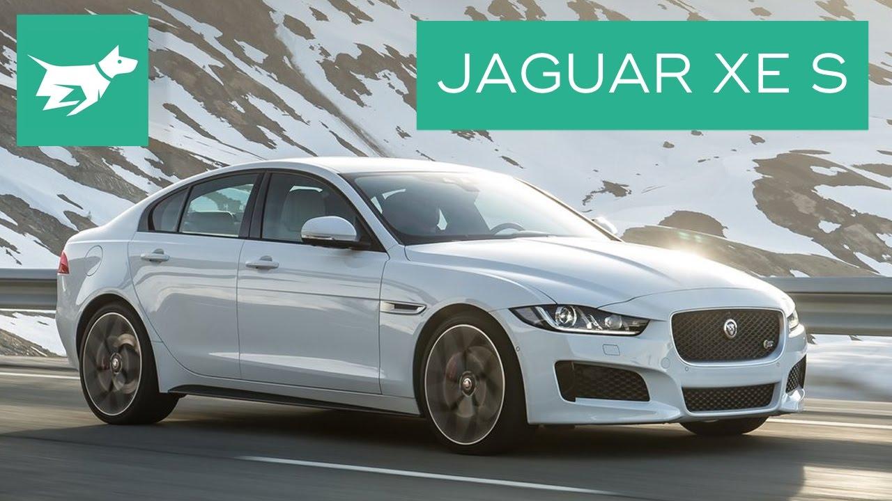2017 jaguar xe s review youtube. Black Bedroom Furniture Sets. Home Design Ideas