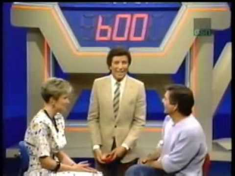 What did Bert Convy say?/Blooper -- Super Password.