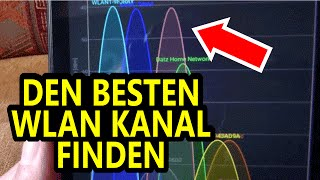 Den besten WLAN Kanal finden - WLAN Signal verbessern - Telecolumbus Telekom Primacom
