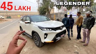 Finally Fortuner LEGENDER 2021 is here | ₹45 Lakh Premium SUV | Interior, Exterior, Price & Features