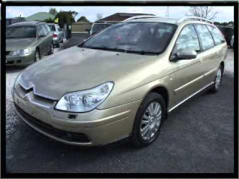 2006 citroen c5 sx 2 0 16v hdi adelaide sa youtube. Black Bedroom Furniture Sets. Home Design Ideas