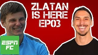Episode 3: Zlatan Ibrahimovic lands in Russia for 2018 World Cup | Project: Russia | ESPN FC