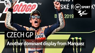 Download Video MotoGP Highlights: Czech Republic (2019) | Márquez adds to his legacy MP3 3GP MP4