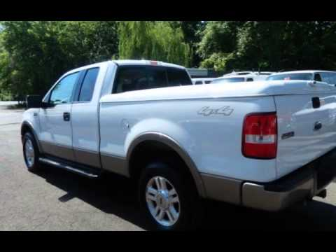 2004 Ford F-150 FX4 SUPERCAB LEATHER WARRANTY VERY CLEAN for sale in CAPITOL HEIGHTS, MD