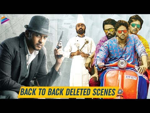2019 Latest Movies B2B Deleted Scenes | Agent Sai Srinivasa Athreya | Brochevarevarura | Hushaaru
