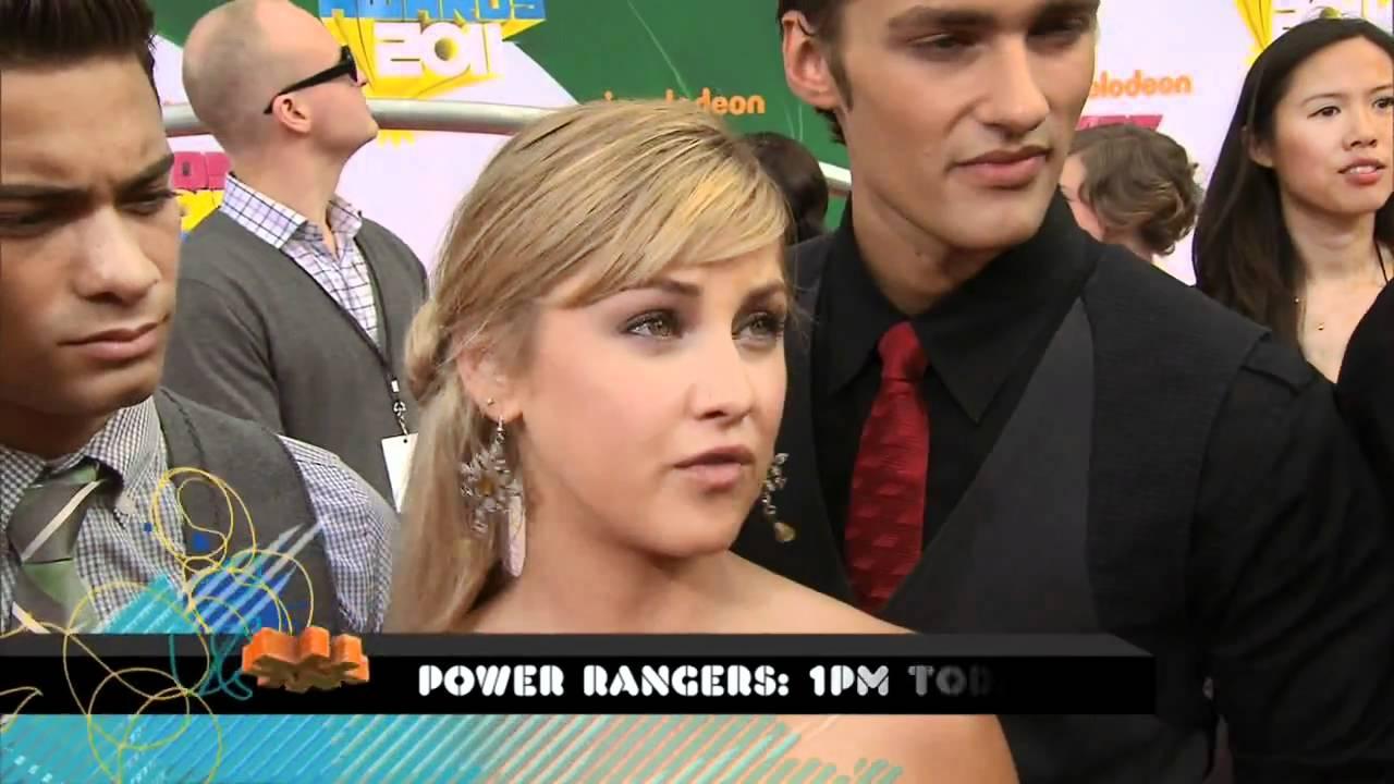 Power rangers samurai mike og emily dating