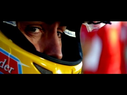 Invincible - Fernando Alonso (Motivational video)