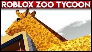 Roblox Zoo Tycoon !