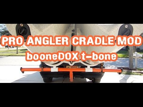 how-to:-hobie-pro-angler-cradle-mod-for-boonedox-t-bone-bed-extender