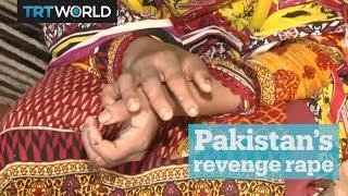 Pakistani village elders order revenge rape of teenager