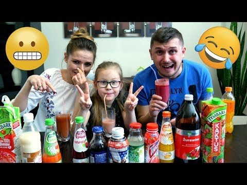 MYSTERY DRINK CHALLENGE na 300 000 subów :)