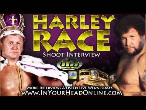 Harley Race Shoot Interview