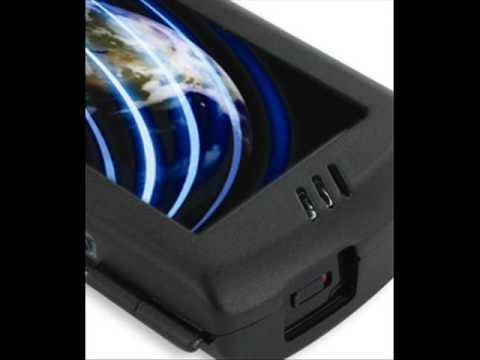 PDair Aluminum Metal Case for HP iPAQ Voice Messenger (Black)