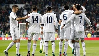 Real Madrid ● Tiki Taka & Team Play ● Amazing Combinations HD