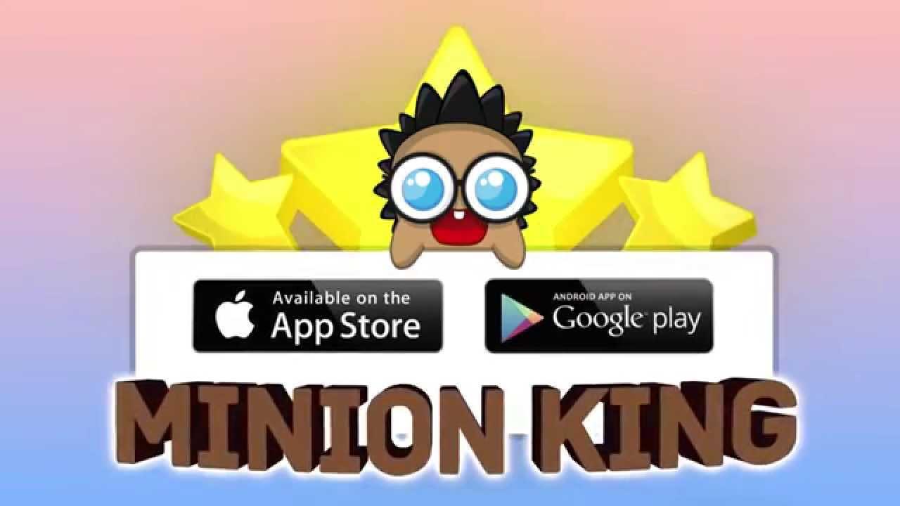 Minion King Save The Minions Youtube