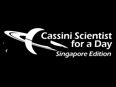 Cassini Scientist for a Day Video Conference 2016