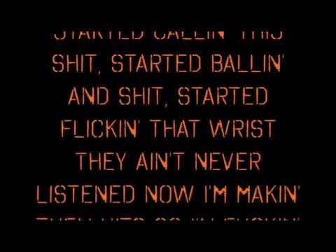Post Malone - Broken Whiskey Glass [Hd Song Lyrics]
