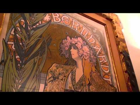 Музей Мухи в Праге / Alfons Mucha Museum in Prague